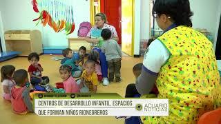 Centros de Desarrollo Infantil, espacios que formar niños rionegreros