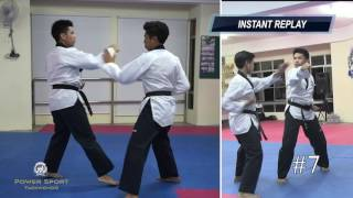 Basic one-step sparring