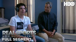 Real Sports With Bryant Gumbel: Video Game Addiction (full Segment) | Hbo