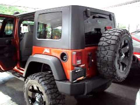 Jeep Wrangler Usado >> AutoConnect.com.mx - Modelo: 2009 Jeep Rubicon 4x4 Levantada - YouTube