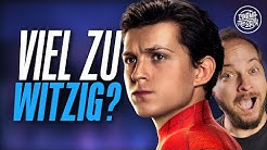 SPIDER-MAN: FAR FROM HOME - Kritik / Review | Marvel 2019