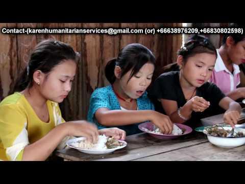 Karen Humanitarian Services (Volunteer Team) Video Document English Version