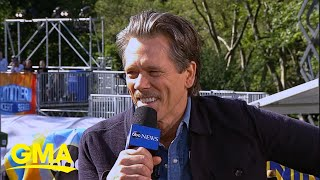 Kevin Bacon opens up about 'City on a Hill' l GMA