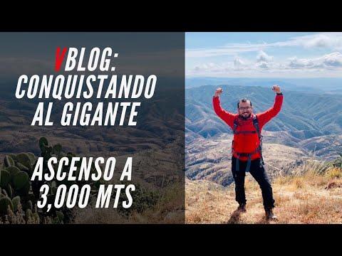 VBlog Semanal: Conquistando al #Gigante (Ascenso a 3,000 mts)