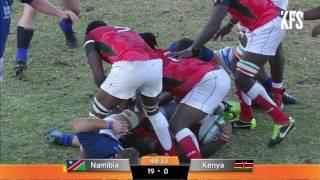 Rugby Africa Gold Cup : NAMIBIA v KENYA