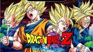 Dragon Ball Z World In Chaos M.U.G.E.N