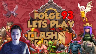 "[Folge 93. ""Rathaus 10, Facecam""] Let´s Play - Clash of Clans [Deutsch/German]"