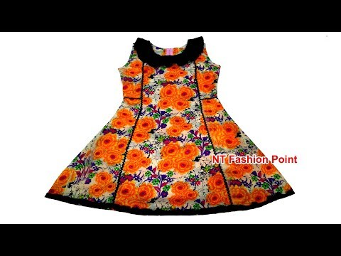 Cotton Kolli Cut Designs Baby Dresses