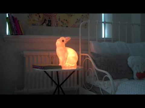 Heico Rabbit Lamp By Pehome Co Uk