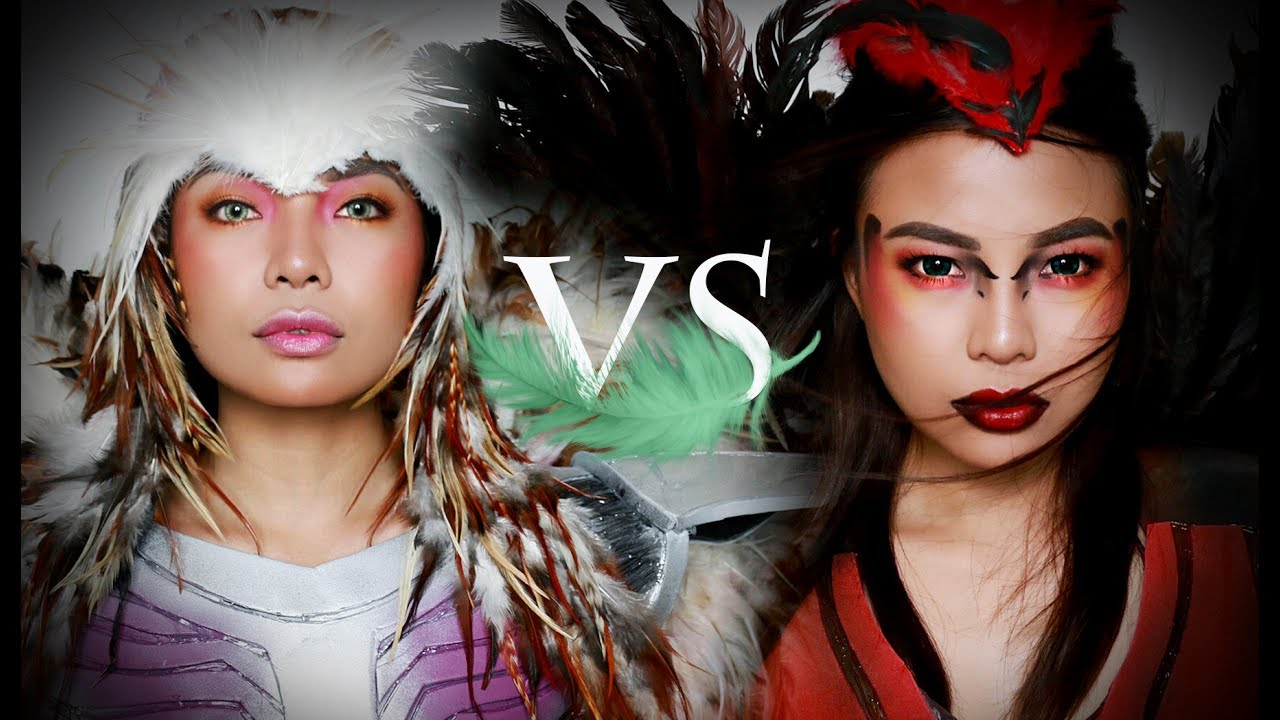 mulawin-vs-ravena-inspired-make-up-look-2017