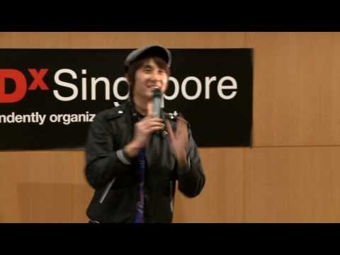 TEDxSingapore - Charles 'Stitch' Wong - Just try to Beat this!