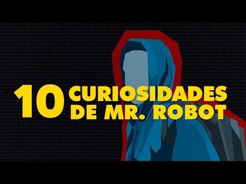 10 Curiosidades que no sabías de Mr. Robot