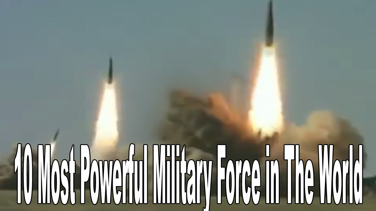 Top Most Powerful Military Countries In The World Global - World most powerful countries in 2016