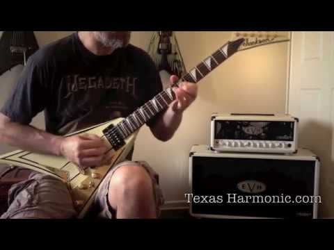 Texas Harmonic - Hot Mod 800 Guitar Pedal
