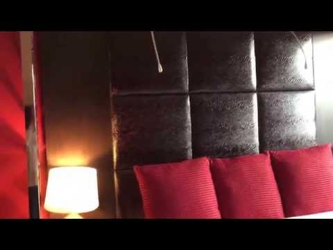 Golden Gate Hotel & Casino Downtown Las Vegas (Suite 36) Room Tour 4th October 2015