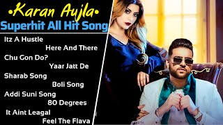 Karan Aujla New Album All Songs 2021 | BTFU Karan Aujla | New Punjabi Song 2021 | Karan Aujla Songs