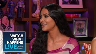 Does Kim Kardashian Regret Jam Turn It Up Wwhl