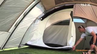 Como montar a Barraca T6.2 XL Air Quechua - Exclusividade Decathlon