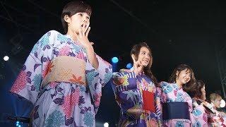2017年8月3日、新宿BLAZEにて開催した「東京パフォーマンスドール ダン...