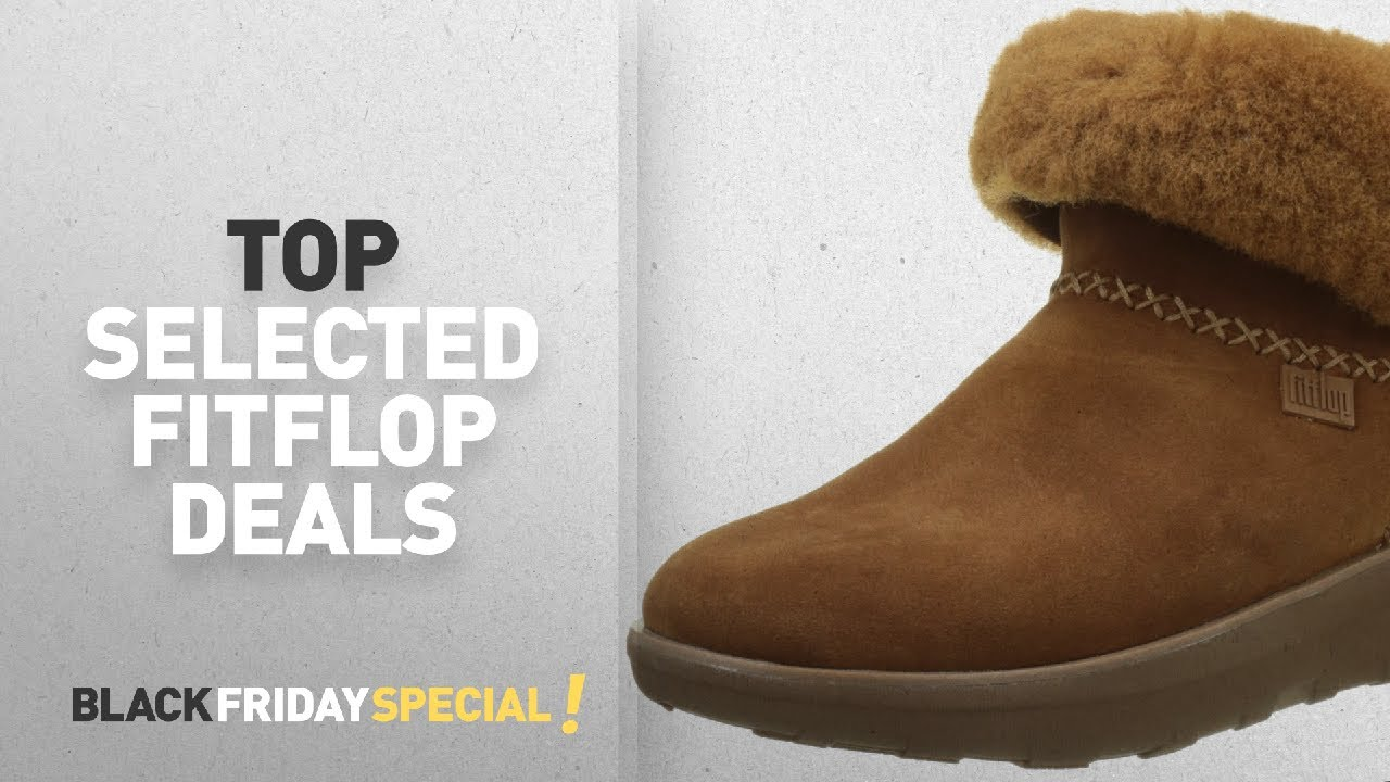7f8b3a490f27 Top Black Friday Fitflop Women s Shoes  Fitflop Women s Mukluk ...