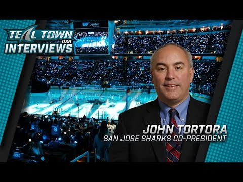 Interview: San Jose Sharks' John Tortora on Google, BART, Diridon Station, and Solar4America Ice