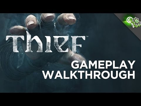THIEF Gameplay Walkthrough with Tara Long and Eidos Montreal! LIVE
