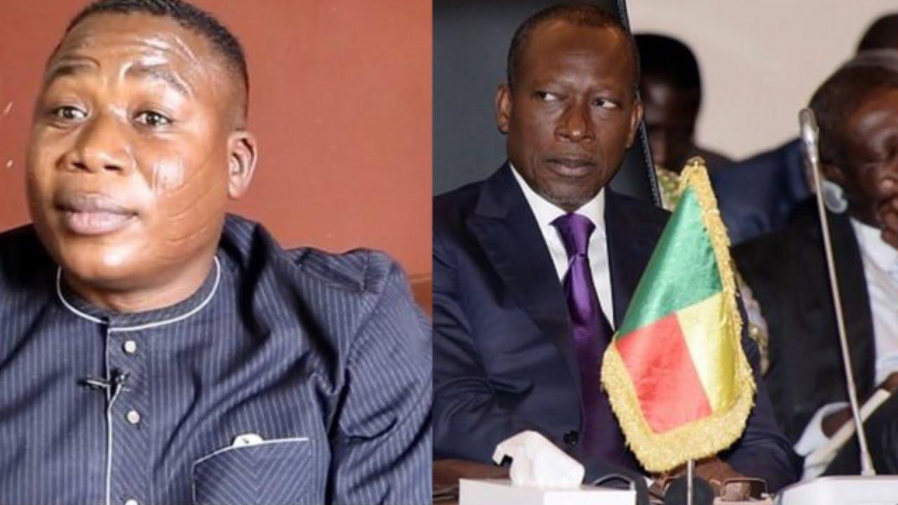 Download BREAKING NEWS:FOUL PLAY AS BENIN REPUBLIC PLOTS SUNDAY IGBOHO'S DEPORTATION TO NIGERIA