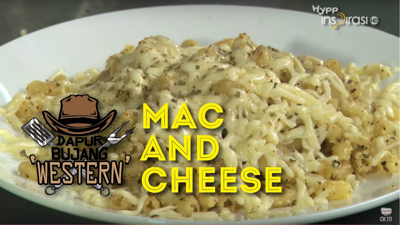 Dapurbujang Western Mac N Cheese