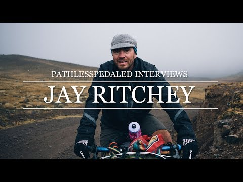 PLPTalks - Jay Ritchey - Bikepacking and Filmmaking