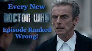 Every New Doctor Who Episode Ranked Wrong!