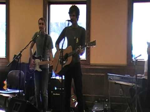 Steve Moakler performs at PUC
