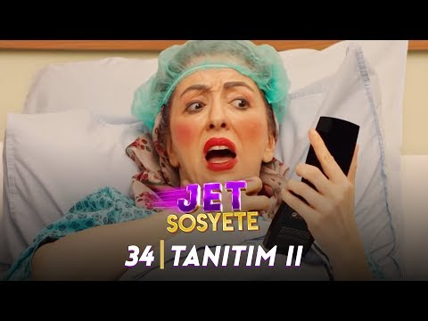 Jet Sosyete - 2.Sezon 19.Bölüm Tanıtım 2