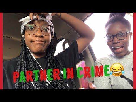 WE WENT SKRR SKRR ON NIGGAS..LOL! VLOGMAS DAY 9   Nyemba