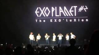[ENG SUB] 160210 The EXO'luXion in Dallas (Ments Only)