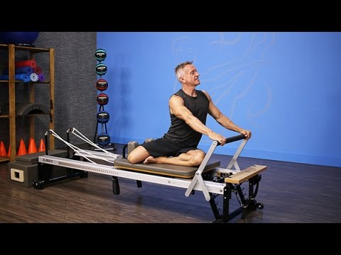Introduction To Intermediate Pilates Reformer Workout (Full Workout)