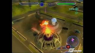Destroy All Humans! PlayStation 2 Gameplay - Death from
