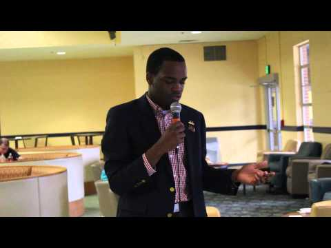 AASU Spring Fling Week: Karaoke Night — Kwame Phillips