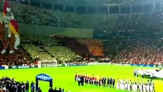 Galatasaray - SC Braga Champions League Game 3D Choreography