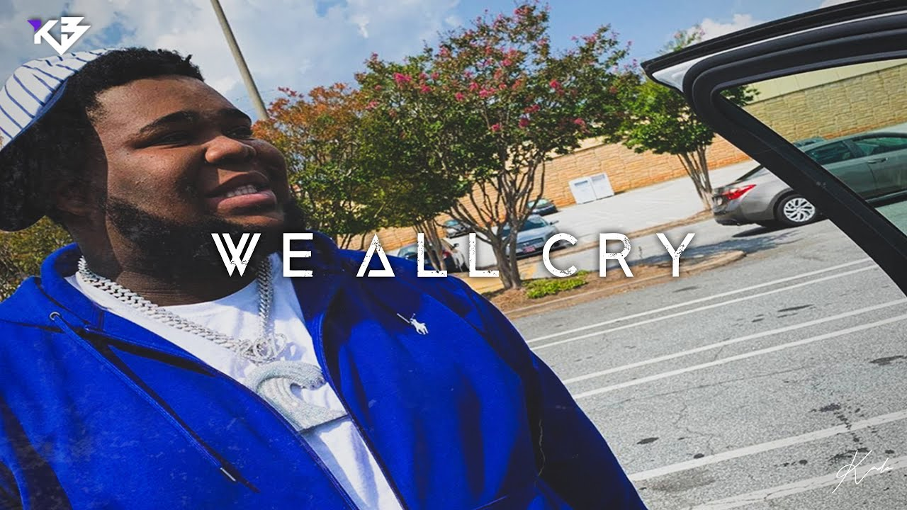 """We All Cry"" (2020) - Free Rod Wave Type Beat x Roddy Ricch / Emotional Piano Rap Instrumental"