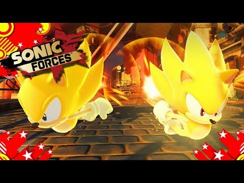 Sonic Forces -