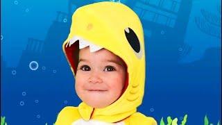 Baby Shark Dance | Sing and Dance! | Animal Songs | Little Jayda Songs for Children