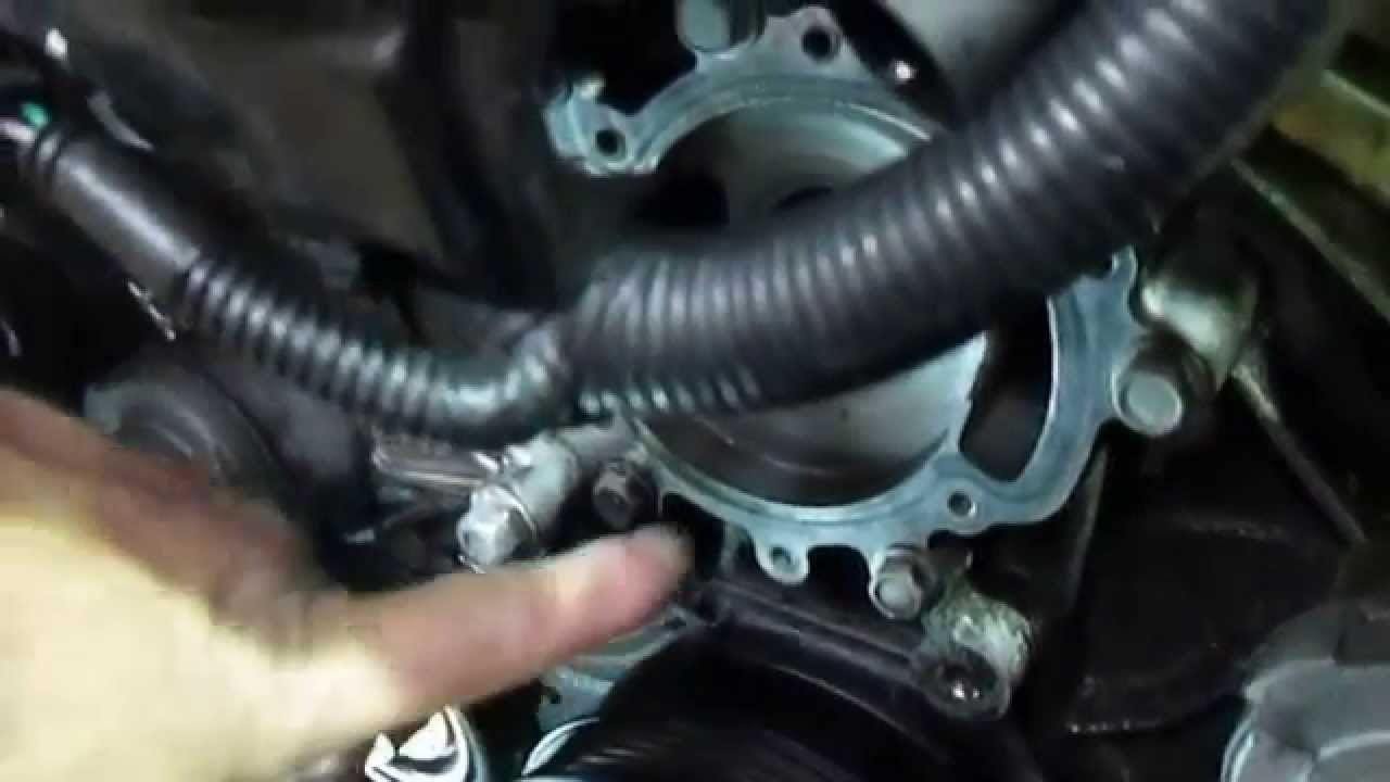 hight resolution of cadillac coolant smell
