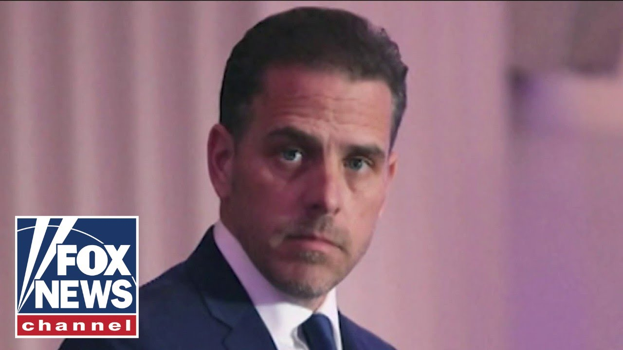 Hunter Biden requested keys for his father and others, emails show