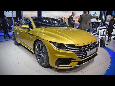 2018 Volkswagen Arteon First Look - 2017 Geneva Motor Show