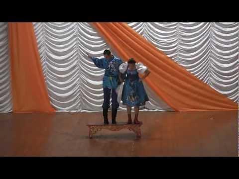 Народный ансамбль танца Волга - Заваленка - Лавочка.MTS
