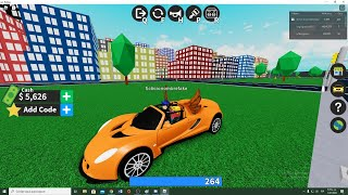 Roblox * Streamer Latino * Carros lujosos