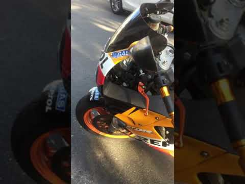 1993 CBR 900RR With Repsol Fairings Being Sold