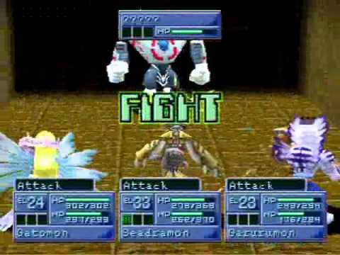 Digimon World 2 Vs Virus Guardian Youtube