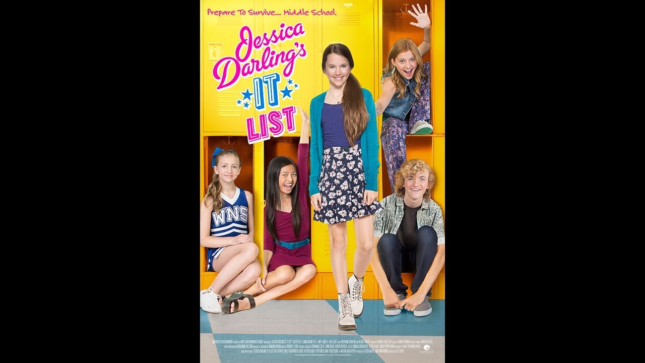 jessica darlings it list full movie online free