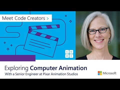 Meet Code Creators: How Computer Science Powers Movies